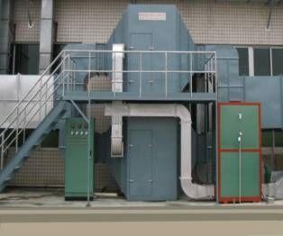 有机废气处理活性炭吸附设备